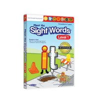 Meet the Sight Words 1 Video